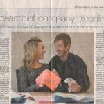 Handkerchief entrepreneurs