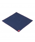 Navy Blue Organic Handkerchief