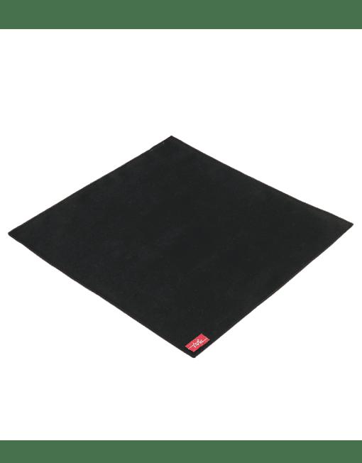 Black organic handkerchief