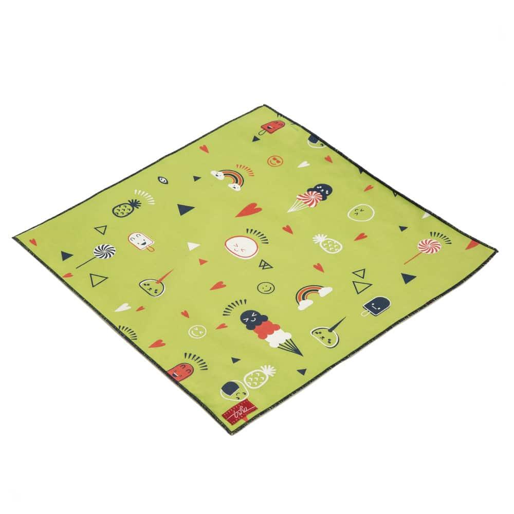 Vanessa Pilon handkerchief