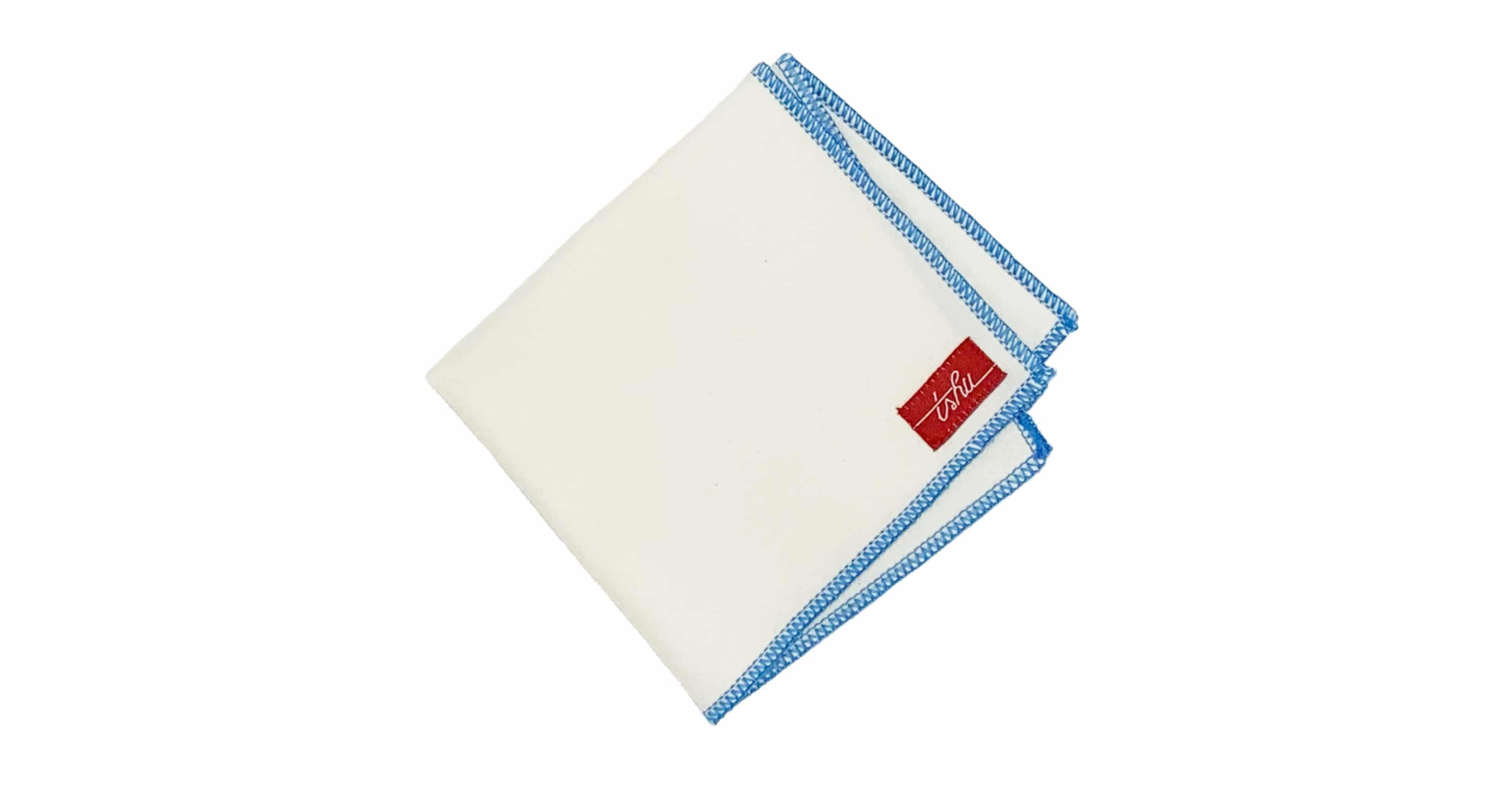 Hav-A-Hank 3 Pack 100/% Cotton Permanent Press Handkerchiefs