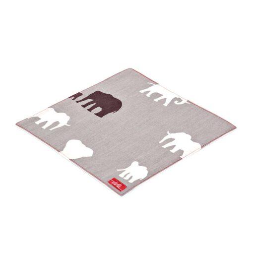 Hector washcloth handkerchief