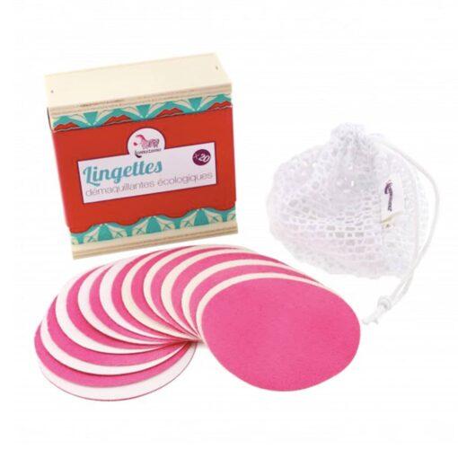 reusable makeup remover pads - box