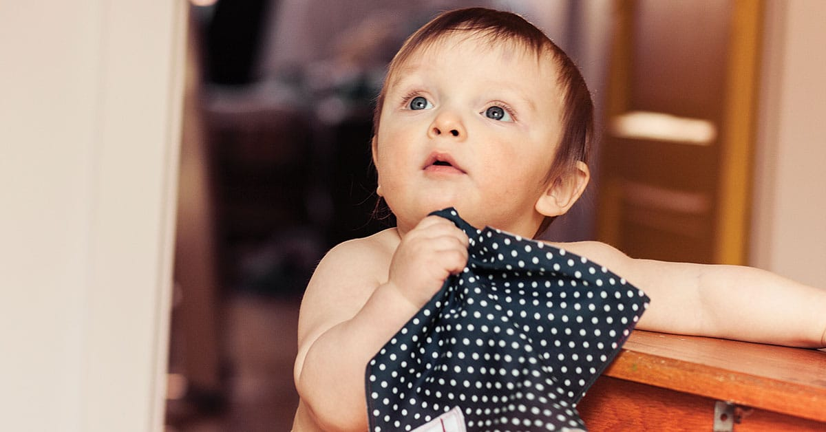 Unbleached Baby Handkerchiefs Gift Set 3 Organic Flannel Handkerchief For Kids