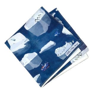 winter handkerchief
