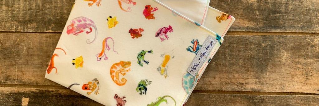 new handkerchiefs by Bleu Tango