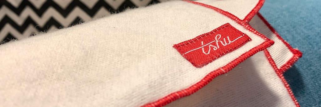 softest handkerchief detail
