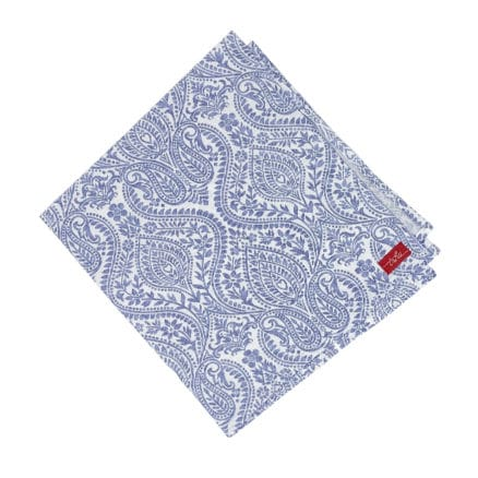 paisley cloth napkins