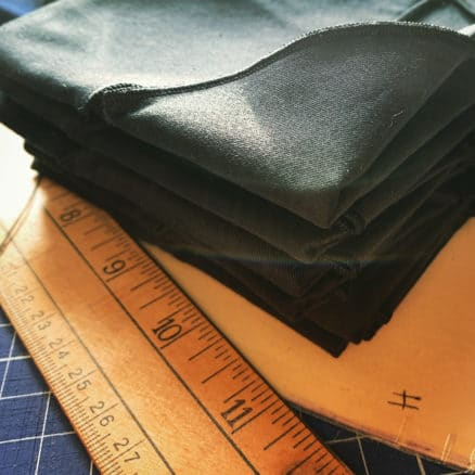 reusable draped massage face cradle cover